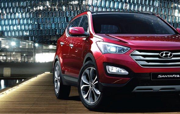Хендай Санта Фе в автосалоне Автомир Hyundai по цене 1 994 руб