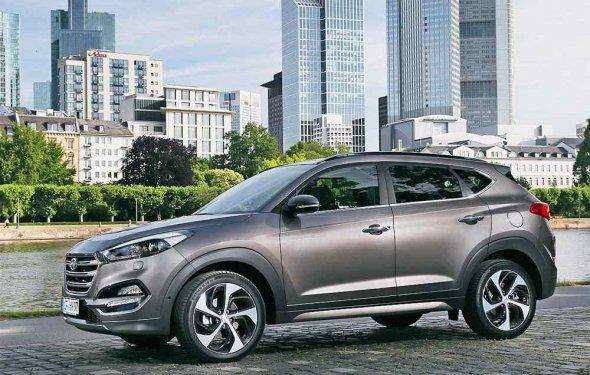 Хундай туксон 2016 новый кузов комплектации и цены фото цвета