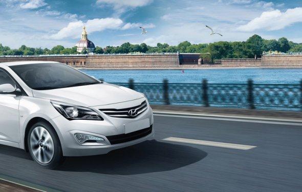 Hyundai Accent в Алматы. Где продается новый седан Хендай Акцент