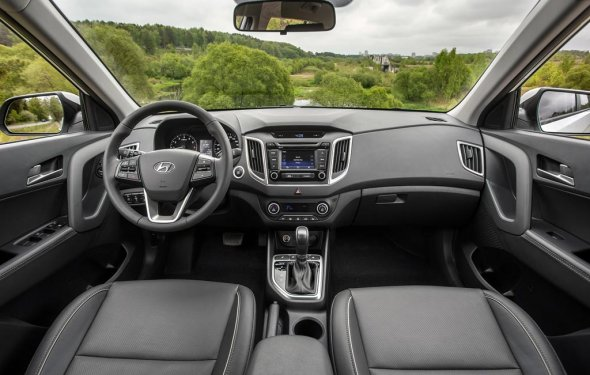 Hyundai Creta (2016-2017) - цена, фото, характеристики нового