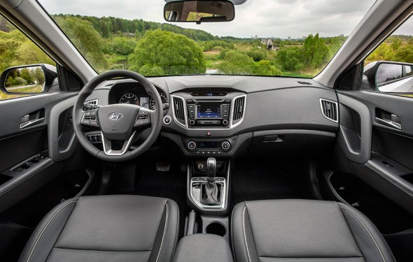 Hyundai Creta 2016 | цена, комплектация, начало продаж