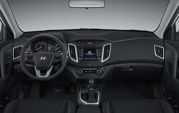 Hyundai Creta (Хендай Грета) 2016 купить в Москве - комплектации и