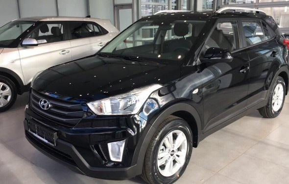 Hyundai Creta. Отзывы владельцев с фото — DRIVE2.RU