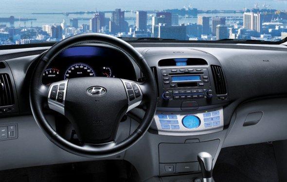Hyundai Elantra 2006, 2007, 2008, 2009, 2010, седан, 4 поколение