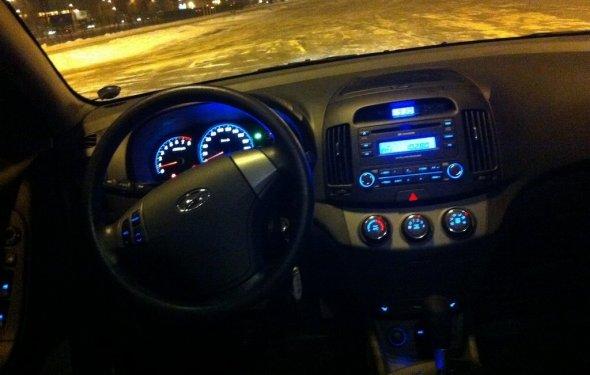 Hyundai Elantra 2008, 1.6 литра, Доброго времени суток, акпп