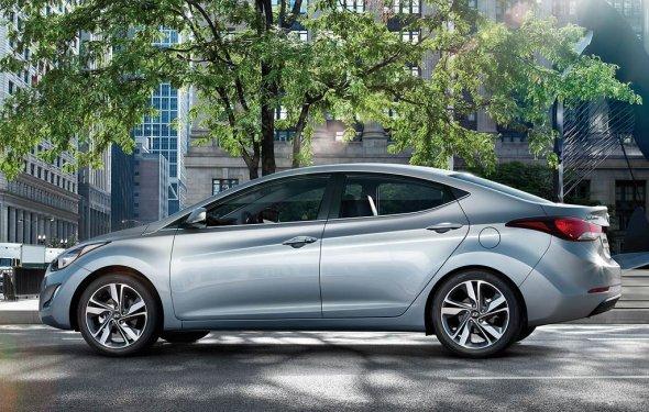 Hyundai elantra 2014 года. Тенденции, факты, фото