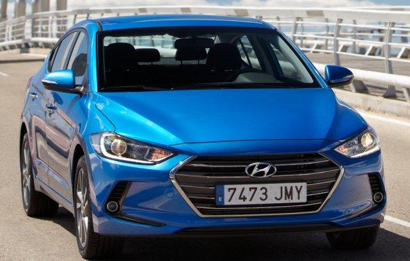 Hyundai Elantra 2016, 2017, седан, 6 поколение технические