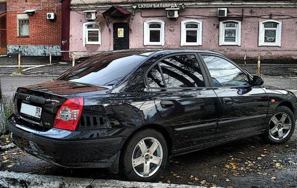 Hyundai Elantra XD | DRIVE2