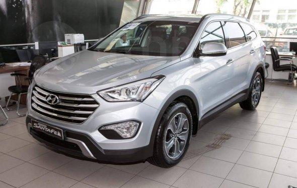 Hyundai Grand Santa Fe 2014, 2015, 2016, suv, 1 поколение