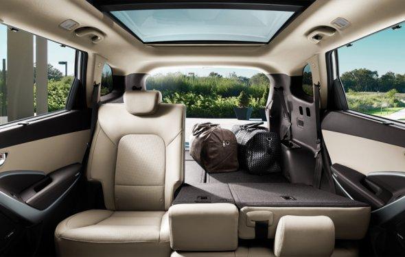 Hyundai Grand Santa Fe: цена, фото, технические характеристики