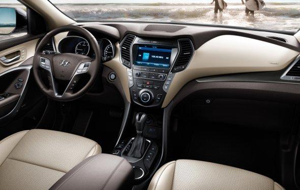 Hyundai Grand Santa Fe: цена, комплектации, купить Хендай Гранд