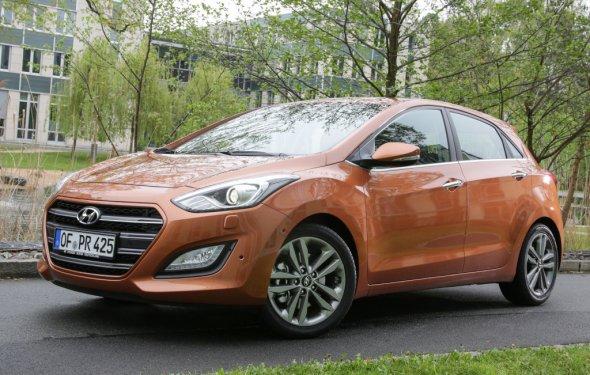 Hyundai i30 (Хендай Ай 30) - Продажа, Цены, Отзывы, Фото: 450