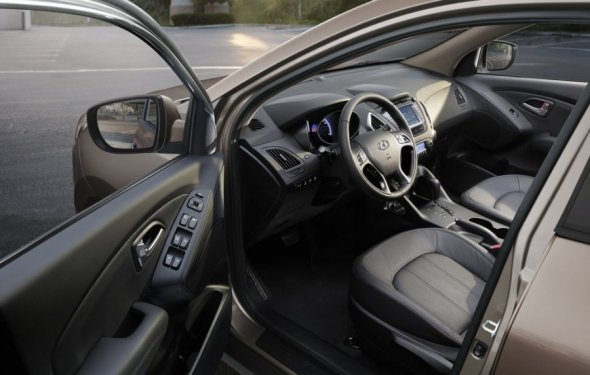 Hyundai ix35 рестайлинг 2013, 2014, 2015, suv, 1 поколение