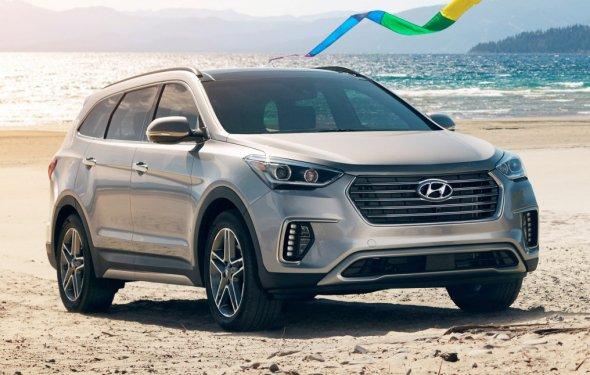 Hyundai Santa Fe Хендай Санта фе Продажа Цены