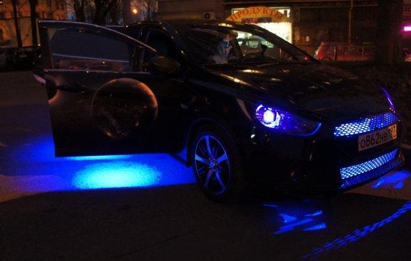 Hyundai Solaris Hatchback Cosmik | DRIVE2