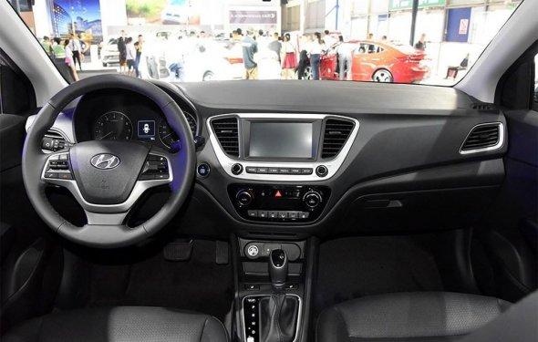 Hyundai Verna (Solaris) 2017 2018 фото цена комплектации