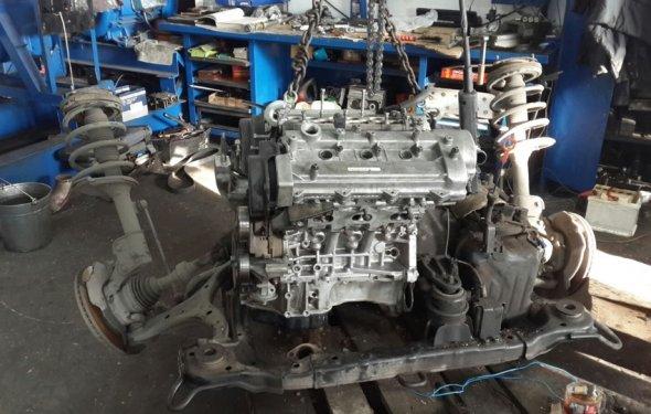 Капитальный ремонт двигателя Hyundai Santa Fe V6 2.7L — DRIVE2