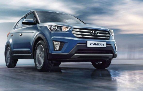 Купить Хендай Грета (Крета) Курск цена 2017 🚗 Hyundai Creta новый