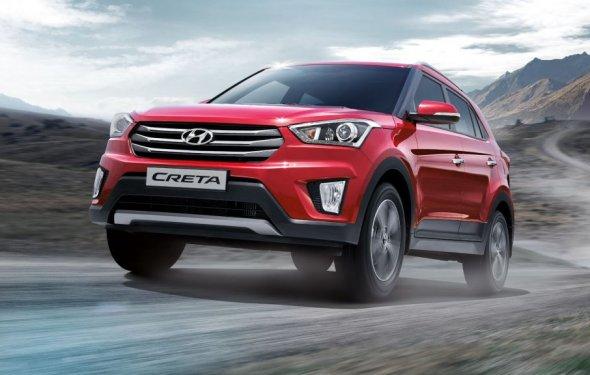 Купить Хендай Грета (Крета) Томск цена 2017 🚗 Hyundai Creta новый