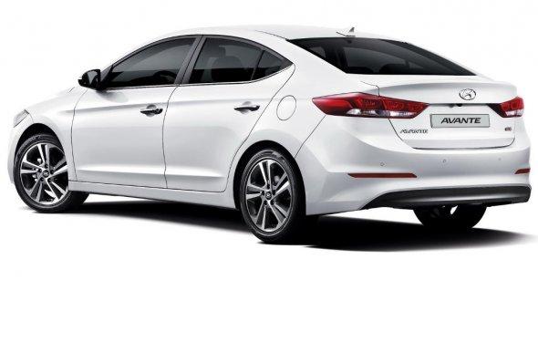 Новая Hyundai Elantra 2016: цена, фото, характеристики Элантра 6