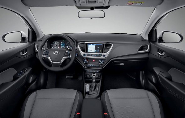 Новый Хендай Солярис 2017 - фото, цена, характеристики Hyundai