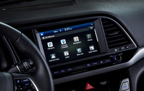 Новый Hyundai Elantra 2017 года - фото, характеристика, цена
