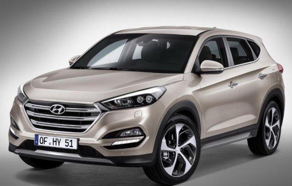 Новый Hyundai Tucson 2016: цена, фото, характеристики, видео Туксон 3
