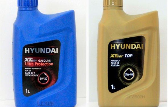 Новое типо оригинальное масло Hyundai XTeer — бортжурнал Hyundai