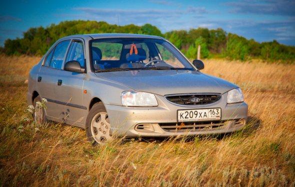 Отзывы владельцев Hyundai Accent (Хендай Акцент) с ФОТО