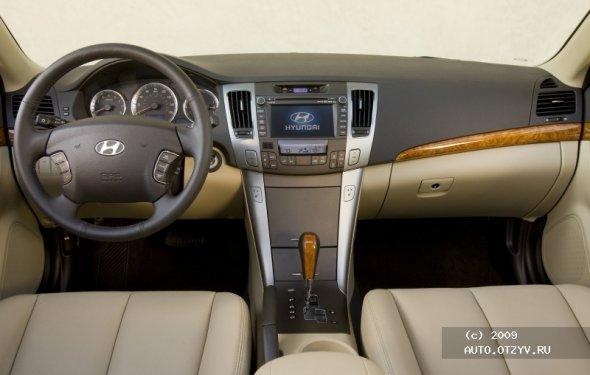 Отзывы владельцев Hyundai Sonata (Хендай Соната)