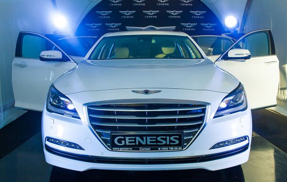 Презентация Hyundai Genesis! | Genser