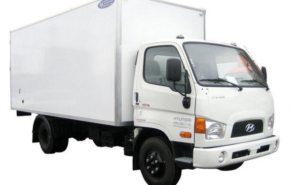 Продажа грузовиков Hyundai - Архитектура Авто