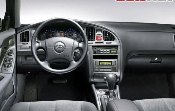Технические характеристики Hyundai Elantra 1.6 (XD), 107 л.с