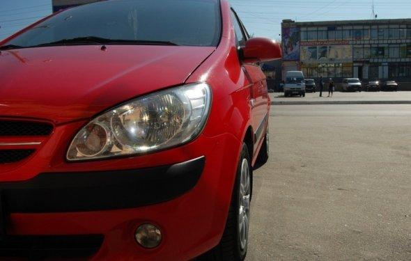 Технические характеристики Hyundai Getz (Хендай Гетц)