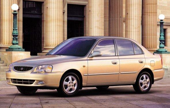 Запчасти Hyundai Accent, автозапчасти для Хундай Акцент - Страница 1
